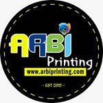 @arbiprintingpku Profile Image | Linktree
