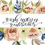 @wishuponawatercolor Profile Image | Linktree