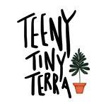 @teenytinyterra Profile Image | Linktree